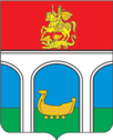 Coat of Arms of Mytishchi rural settlement (Moscow Oblast).png
