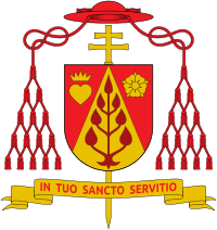 Coat of arms of Bernardin Gantin.svg