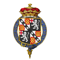 Coat of arms of George Spencer, 4th Duke of Marlborough, KG, PC, FRS.png