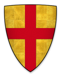 Coat of arms of Roger Bigod, Earl of Norfolk and Suffolk.png
