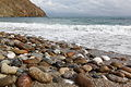 Cobbles on the beach at Carboneras, Andalucia (6394577933).jpg