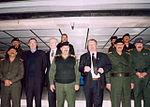 Col. Gen. Vladislav Achalov (Russia) and General Sultan Hashim Ahmed (Iraq).jpg