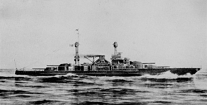"Collier's 1921 Navy, United States - Battleship ""North Carolina"" Class.jpg"
