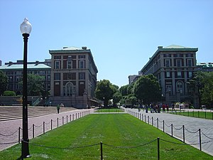 Columbia University - College Walk