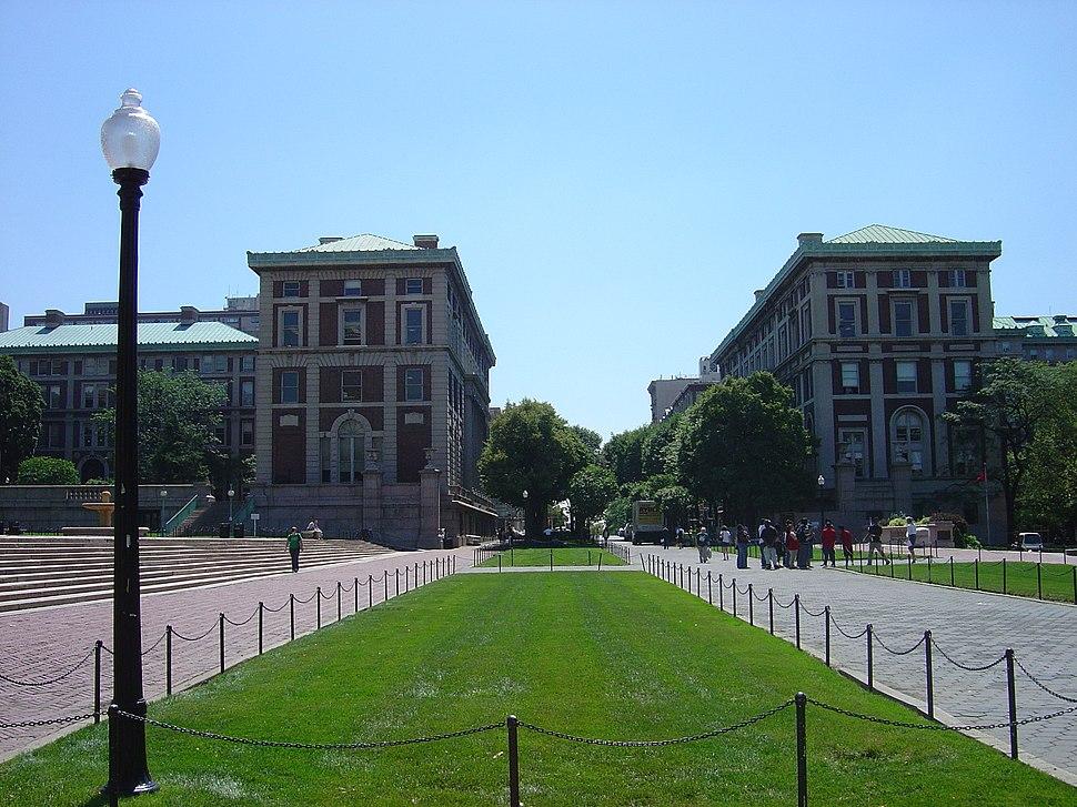 Columbia College Walk