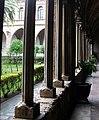 Columnes gòtiques, convent de sant Doménec de València.JPG