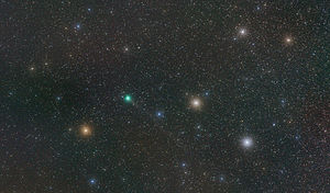 C/2014 Q2 (Lovejoy) - Image: Comet 2014 Q2 Lovejoy