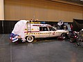 ComicConWizardWorld 2014 Hall Ghost Buster Car.JPG