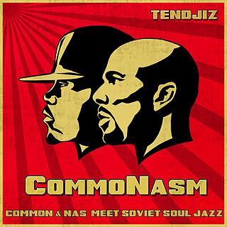 <i>Commonasm</i> 2012 remix album by TenDJiz