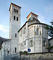 Como, basilica di sant'abbondio, esterno 00.jpg