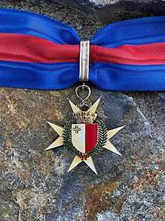 National Order of Merit (Malta)