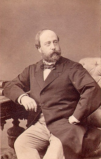 Legitimists - Image: Comte de chambord