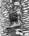 concole tegen de noord wand van de lichtbeuk bij het koor - amsterdam - 20012328 - rce