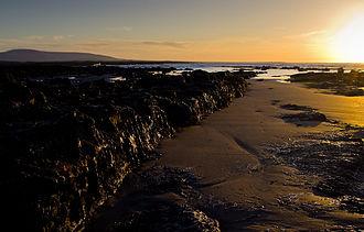 Coney Island, County Sligo - Coney Island sunset (Ireland)
