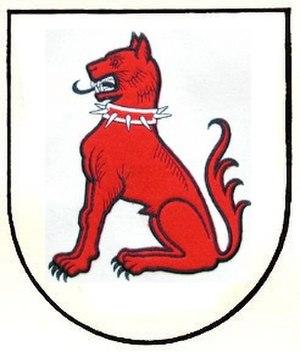 Zünfte of Zürich - Image: Constaffel Wappen