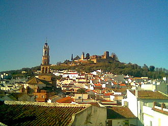 Constantina, Seville - Image: Constantina 01