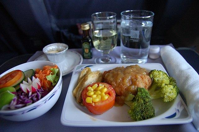 Air Transat Food Reviews
