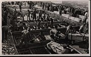 Convoy burial