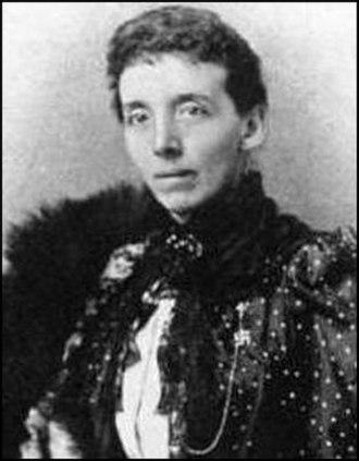 Isabel Cooper-Oakley - Isabel Cooper-Oakley c. 1884