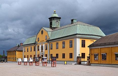 Copper Mine Museum in Falun, Sweden