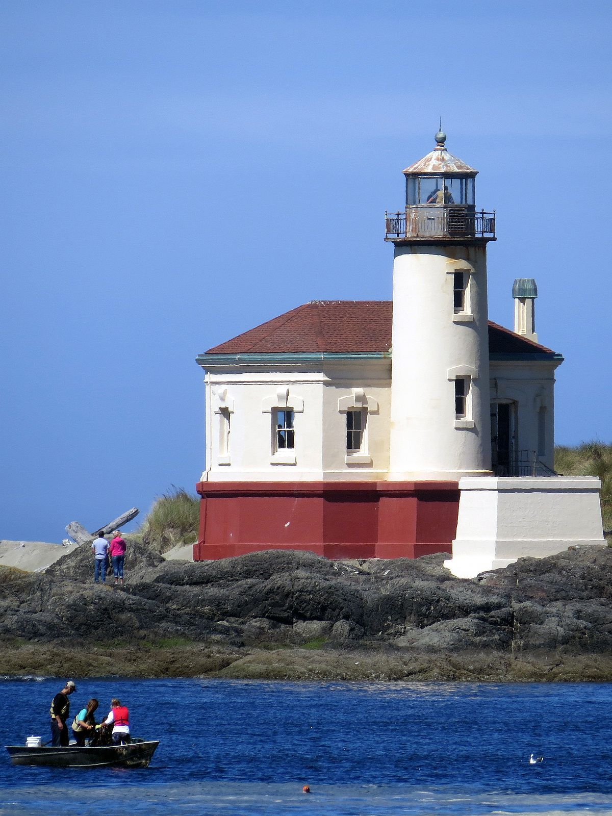 Coquille River Light Wikipedia