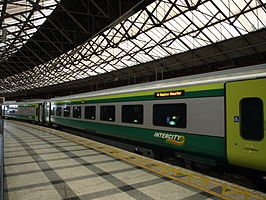 Cork Kent railway station