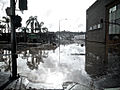 Corner Brisbane and East streets in Ipswich flooded.jpg