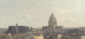 Corot Vue du Panthéon à Paris ca1820-21.png