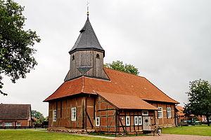 Nienburg, Lower Saxony - Corvinus-Church Erichshagen-Wölpe