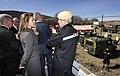 Cospedal asistió al ejercicio de emergencia GAMMA Cogolludo 2012 organizado por la UME (6961879985).jpg