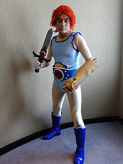 Lion-O Fictional character and protagonist of the ThunderCats franchise