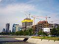 Costanera Center en construcción (2008-12-3).jpg