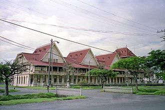 Georgetown, Guyana - The High Court