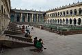 Courtyard - Imambara - Chinsurah - Hooghly - 2013-05-19 7826.JPG
