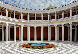 Courtyard Zappeion Athens, Greece.jpg