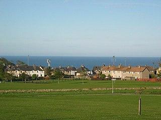 Cove Bay Human settlement in Scotland
