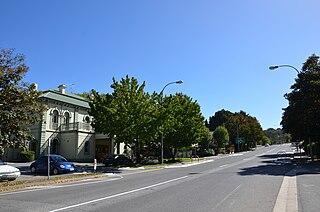 Crafers, South Australia Suburb of Adelaide Hills Council, South Australia