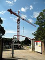 Cranes and Concrete - geograph.org.uk - 559389.jpg