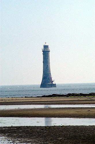 Cranfield Point - Haulbowline Lighthouse, Cranfield Point