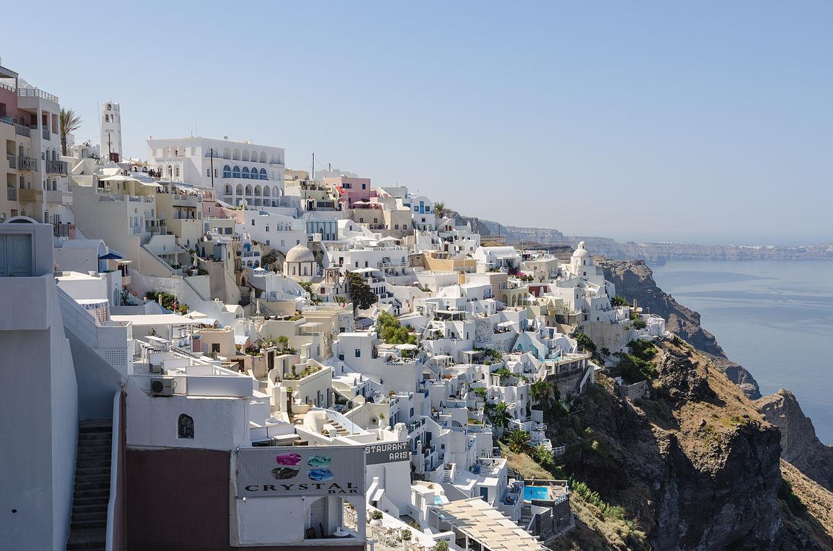 On Greek Islands