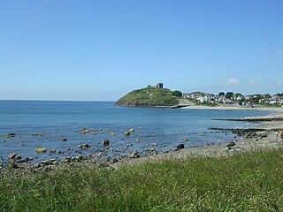 Criccieth Human settlement in Wales