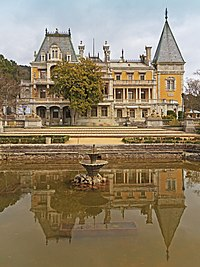 Crimea South Coast 04-14 img03 Massandra Palace