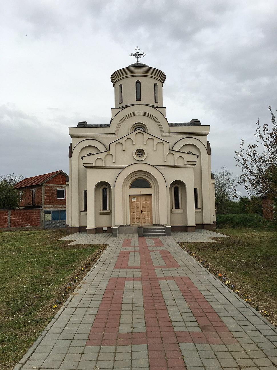Crkva Svetog Nikole, Bojnik, Leskovac 23