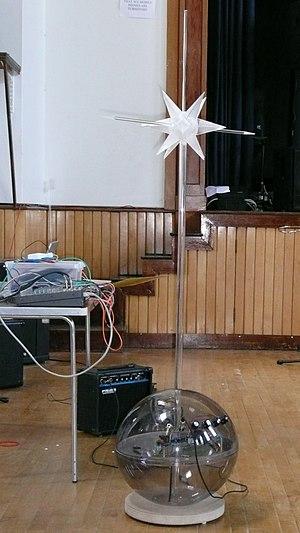 Croix Sonore - A modern replica of the Croix Sonore  (2007)