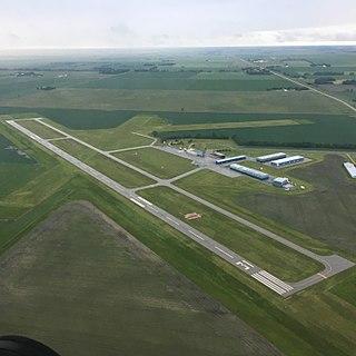 Crookston Municipal Airport airport in Crookston, United States of America