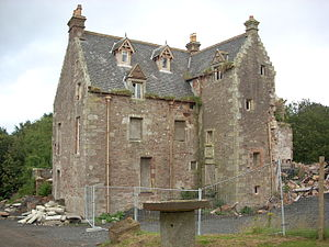 West Kilbride - Crosbie Castle