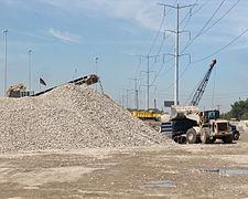 Crushed Concrete Granular Fill