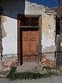 Csabai-Wagner József-lakóház, utcai ajtó, 2019 Mezőtúr.jpg
