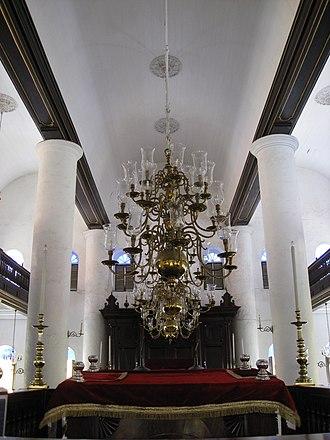 Curaçao synagogue - Image: Curaçao synagogue 2