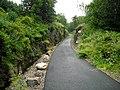 Cycle Track at South Ballachulish - geograph.org.uk - 1389881.jpg